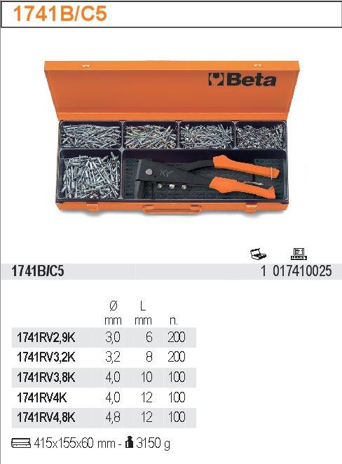 BETA 1741B/C5